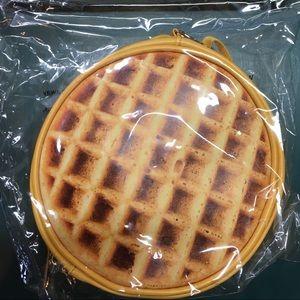 Handbags - NWT Netflix Stranger Things 11's waffle purse